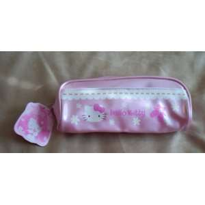 HELLO KITTY COSMETIC BAG Toys & Games