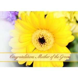 Mother of the Groom Congratulations card with flow: Health