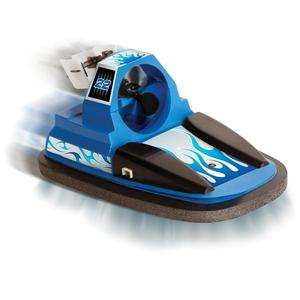 NEW Blue Hat INFRARED REMOTE CONTROL MICRO HOVERCRAFT RC