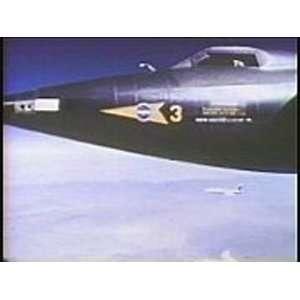 American Aviation X 15 Aircraft Films DVD Sicuro Publishing Books