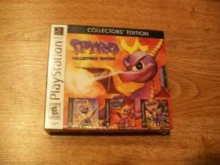 Spyro Collectors Edition   New #e53637 (Playstation Games