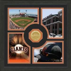 San Francisco Giants Fan Memories Photo Mint