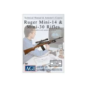 Ruger Mini 14 and Mini 30 Rifles Armorers Course Movies