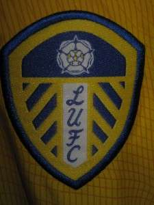 VTG AUTHENTIC NIKE 90 PORTUGAL CANARY LUFC LEEDS UNITED JERSEY SHIRT