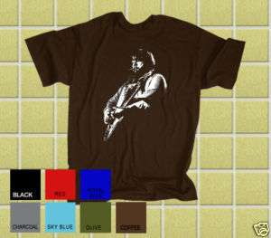 LOWELL GEORGE (Little Feat) guitar T SHIRT ALL SIZES