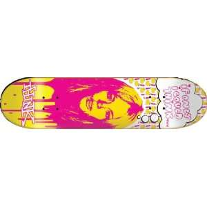 Skateboard Decks THINK DECK JAILBAIT LINDSAY 7.6 Sports & Outdoors