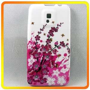 Rubber Soft Gel TPU Case Perfect For LG Optimus 2X P990 #37