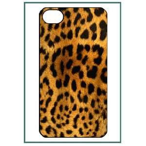 Leopard Print Animal Cute Lovely Girl Girly Style iPhone