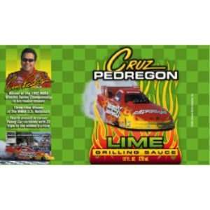 Cruz Pedregon Lime Grilling Sauce (12oz): Kitchen & Dining