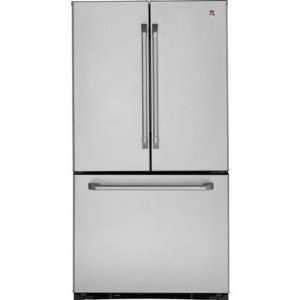 GE Cafe 20.7 Cu. Ft. Stainless Steel French Door