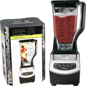 Pro NJ600 Blender Mixer, Food Processor, Frozen Drink Maker Juicer