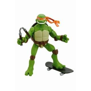 Teenage Mutant Ninja Turtles Movie Figure Michelangelo