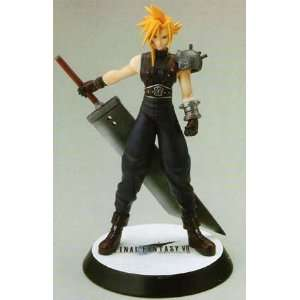 Final Fantasy VII Cloud Resin Statue