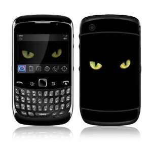 BlackBerry Curve 3G Decal Skin Sticker   Cat Eyes