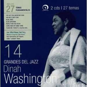 Grandes Del Jazz Dinah Washington Music