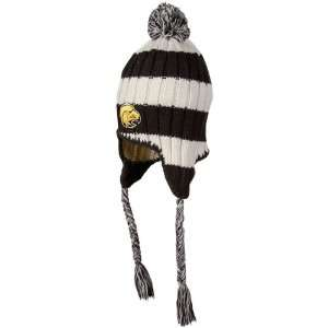 Southern Miss Golden Eagles Black Alpine Knit Beanie