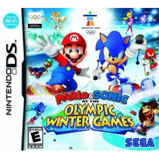 Mario and Sonic at the Olympic Winter Games Mario and Sonic at the