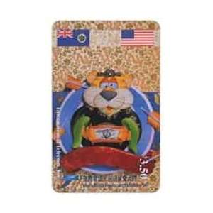 50 Cartoon Tiger 1994 Hong Kong International Phonecard Exhibition