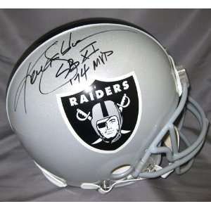 Ken Stabler Autographed/Hand Signed Oakland Raiders