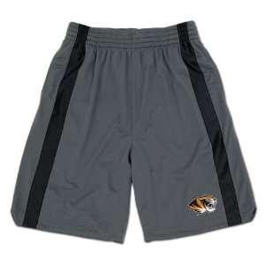 Missouri Tigers Mizzou Mens Basketball Mesh Gym Shorts