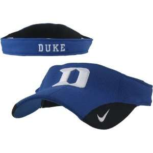 Devils Royal Blue Dri Fit Players Visor