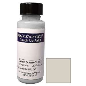 2 Oz. Bottle of Silver Metallic Touch Up Paint for 1997