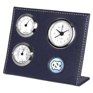North Carolina Tar Heels UNC NCAA Weather Station Desk