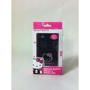 Case in Black Color and One Hello Kitty Toothbrush Set Toys & Games