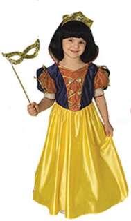 Deluxe Snow White Princess Costume Dress up 8 10 NIP