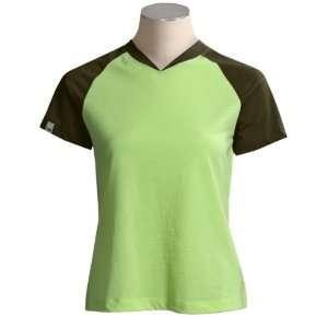 Essence Duo T Shirt   Short Sleeve (For Women)
