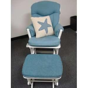 Rocker Glider Rocking Chair and Ottoman