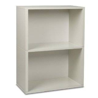 Way Basics zBoard Eco Rectangle Plus 3 Shelf Storage Unit