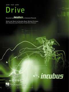 Drive   Song by Incubus Piano Guitar Chords Sheet Music