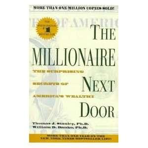 The Millionaire Next Door (0352787545138): Thomas J