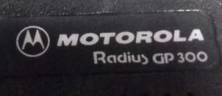 Motorola Radius GP300 16 Channel 2 Way Portable Radio