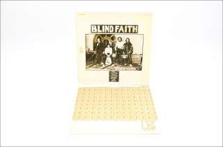 Blind Faith Eric Clapton 12 Album LP ORIGINAL COVER ONLY