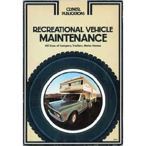 Recreational vehicle maintenance;: All sizes of campers