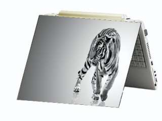 Tiger Leopard Laptop Netbook Sticker Skin Decal Cover