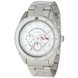 Tommy Hilfiger Womens 1781095 Sport Multi Eye Stainless Steel