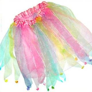 Fairy Pixie Costume Flower Halo Select Color: colors may