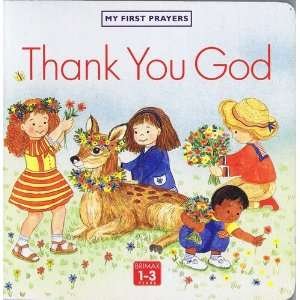 Thank You God (My First Prayers) Brimax Books Ltd. Books