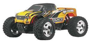HPI Racing 1/10 E Savage 4WD RTR w/GT Truck Body 547 4944258005478
