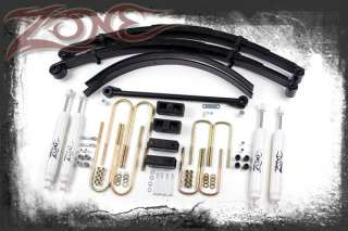 SUSPENSION LIFT KIT 6 00 05 FORD EXCURSION 4WD #F3