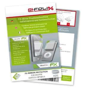 FX Mirror Stylish screen protector for Easypix DVX5233 Optimus / DVX