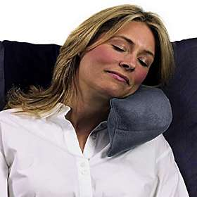 Hedbed™ Inflatable Travel Pillow Blue