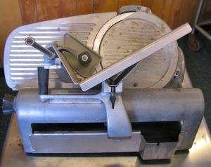 Hobart Commercial Meat Slicer Model 1612, Deli, Restaurant, Food