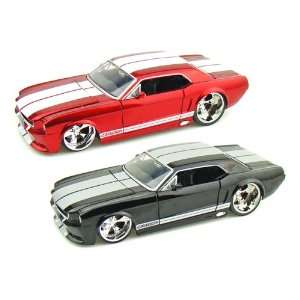 1965 Ford Mustang 1/24 Set of 2 Toys & Games