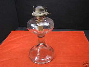 Vintage Eagle P&A Oil Lamp
