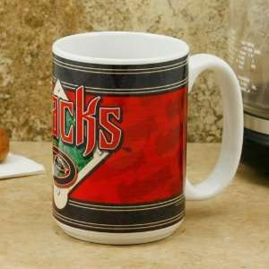 Arizona Diamondbacks Coffee Mug Sports & Outdoors