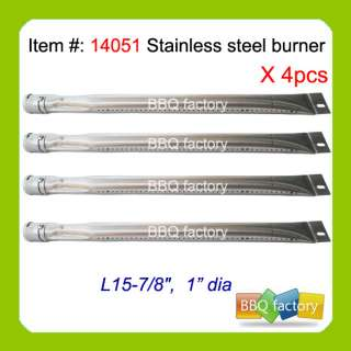 Member's Mark Stainless Pipe Gas Grill Burner 15641 5pk